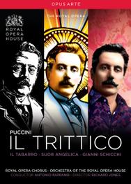 Gallo/Siurina/Demuro/Royal Opera Ho - Il Trittico, (DVD) ROYAL OPERA HOUSE COVENT GARDEN/PAPPANO G. PUCCINI, DVD