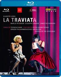 Petersen,Fehrs,Lubahn,Varano - La Traviata, Graz 2011 Blu-Ray
