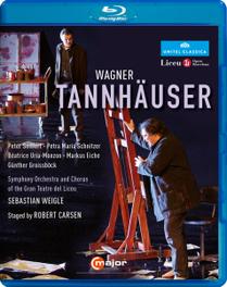 Richard Wagner - Tannhauser (Liceu, 2008)