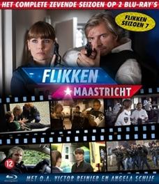 Flikken Maastricht - seizoen 7, (Blu-Ray) MET OA. VICTOR REINIER, ANGELA SCHIJF TV SERIES, Blu-Ray