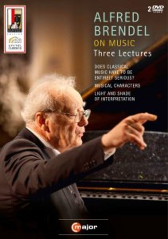 Alfred Brendel - On Music (Three Lectures)