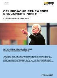 Sergiu Celibidache - Celibidache Rehearses Bruckner's Ninth