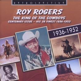 KING OF COWBOYS HIS 28 FI ROY ROGERS, CD