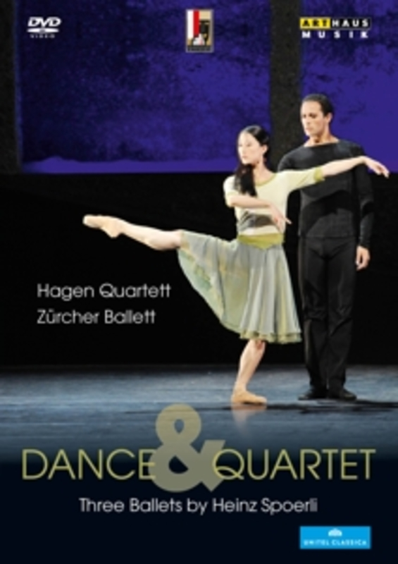 DANCE & QUARTET SALZBURG FESTIVAL 2012 // NTSC/ALL REGIONS V/A, DVDNL