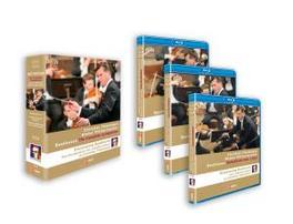 Wiener Philharmoniker - Thielemann Beethoven Symphonie 1 t/m 9 Box
