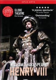 Rowan/McNeice/Duchene/Shakespeare's - Henry Viii, (DVD) SHAKESPEARE'S GLOBE W. SHAKESPEARE, DVDNL