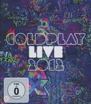 Coldplay - Live 2012 Bright Lights, (Blu-Ray) BLURAY + CD - NTSC, ALL REGIONS