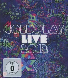 Coldplay - Live 2012 Bright Lights, (Blu-Ray) BLURAY + CD - NTSC, ALL REGIONS Blu Ray + CD Audio, COLDPLAY, Blu-Ray