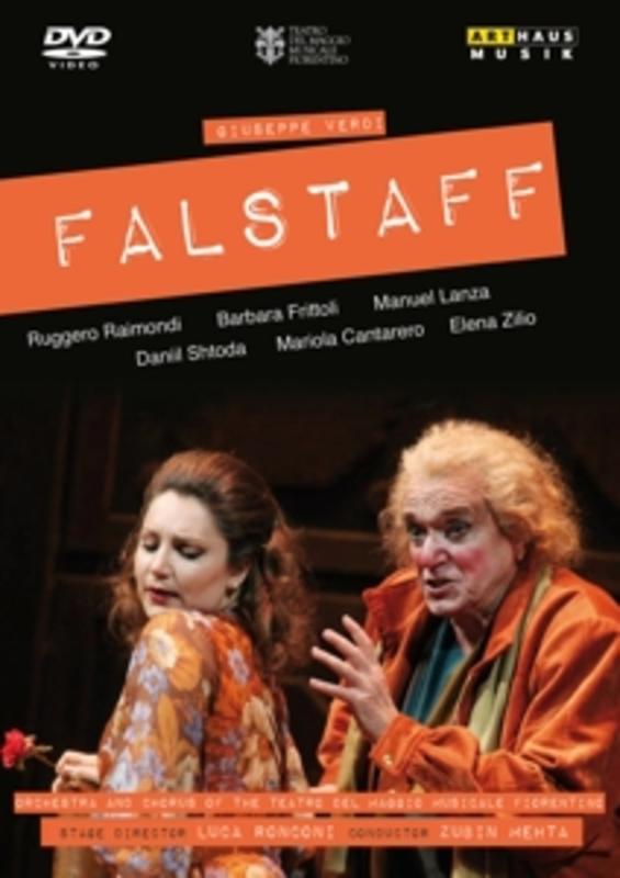 Raimondi,Frittoli,Lanza - Falstaff, Florence 2006, (DVD) FLORENCE 2006 G. VERDI, DVDNL