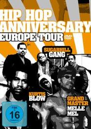 Hip Hop Anniversary Europe Tou