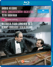 Yefim Bronfman & Concertg