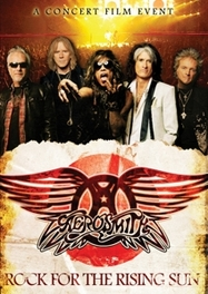 Aerosmith - Rock For The Rising Sun, (DVD) NTSC/ALL REGIONS/INCL. 2 BONUS TRACKS AEROSMITH, DVDNL