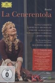 Durkin/Risley/Garanca/Brownlee/Rely - La Cenerentola, (Blu-Ray) M.O.O./MAURIZIO BENINI G. ROSSINI, BLURAY