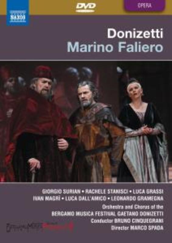 Gaetano Donizetti - Marino Faliero