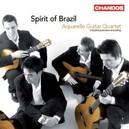 SPIRIT OF BRAZIL AQUARELLE GUITAR QUARTET