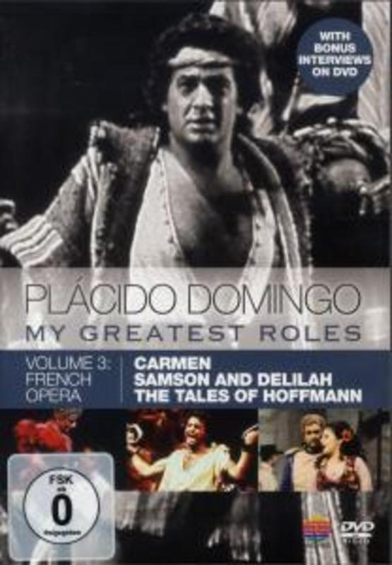 Placido Domingo - My Greatest Roles Vol.3