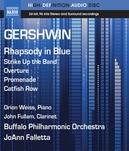 Weiss, Orion / John Fullam, Ao - Gershwin Rhapsody In Blue, (Blu-Ray) ORION WEISS/JOHN FULHAM