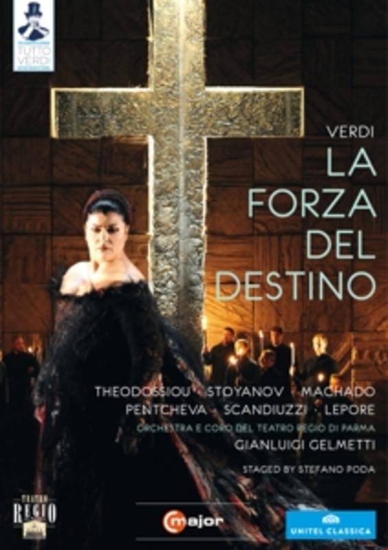 Theodossiou,Machado,Lepore - La Forza Del Destino, Parma 2011, (DVD) PARMA 2011 G. VERDI, DVDNL