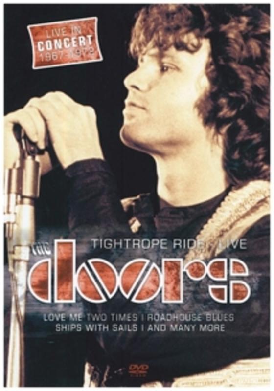The Doors - Tightrope ride live, (DVD) DOORS, DVDNL