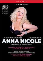 ANNA NICOLE, TURNAGE, MARK ANTHONY, PAPPANO, A. ROH/ANTONIO PAPPANO