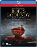 BORIS GODUNOV, MUSSORGSKY, MODEST, NOSEDA, G. G.NOSEDA/ANASTASSOV/MARIANELLI