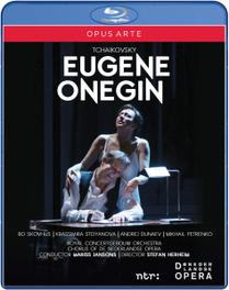 Savova/Skhovus/Petrenko/ De Nederla - Eugene Onegin, (Blu-Ray) DE NEDERLANDSE OPERA/MARISS JANSONS P.I. TCHAIKOVSKY, BLURAY
