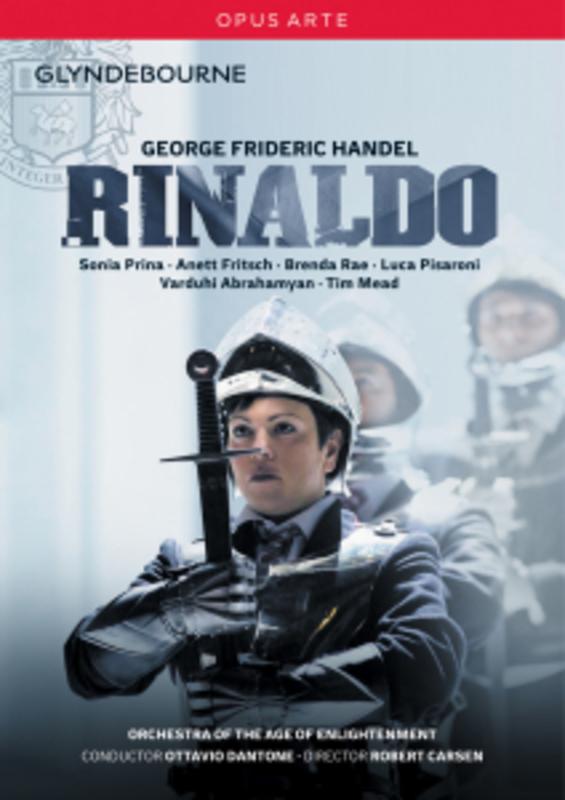 Prina/Abrahamyan/Mead/Orchestra Of - Rinaldo, (DVD) O.DANTONE/NTSC/ALL REGIONS G.F. HANDEL, DVDNL