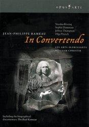IN CONVERTENDO, RAMEAU, JEAN PHILIPPE, CHRISTIE, W. NTSC/ALL REGIONS/LES ARTS FLORISSANTS/WILLIAM CHRISTIE