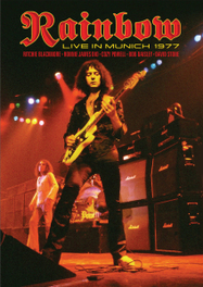Rainbow - Live In Munich 77, (DVD) AT MUNICH OLYMPIAHALLE, GERMANY, 20TH OCTOBER 1977 RAINBOW, DVDNL