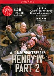 Allam/Parker/Cotton/Shakespeare's G - Henry Iv Part 2, (DVD) SHAKESPEARE'S GLOBE // W/ ROGER ALLAM & JAMIE PARKER W. SHAKESPEARE, DVDNL