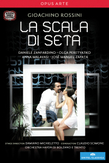 Zanfardino/Peretyatko/Malavasi/Hayd - La Sacala Di Seta, (DVD) ZANFARDINO/PERETYATKO/MALAVASI