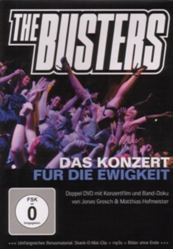 The Busters - Das Konzert Fur Die Ewigkeit