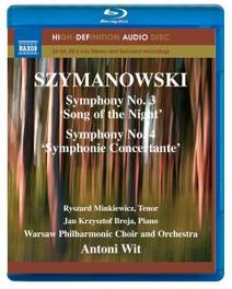 Warsaw Philharmonic Choir And Orch - Symphonies Nos. 3 And 4