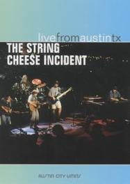 String Cheese Incident - Live From Austin Tx, (DVD) STRING CHEESE INCIDENT, DVDNL