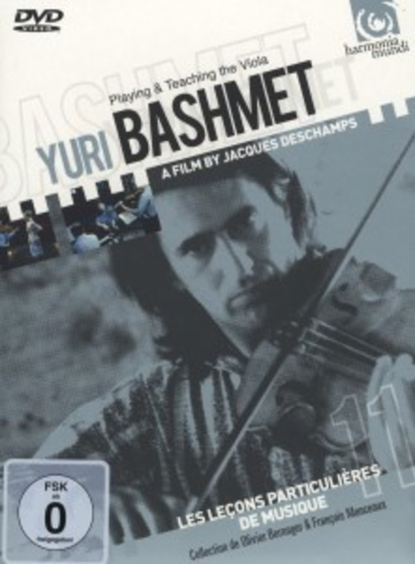 Yuri Bashmet - Playing & Teaching The Viola