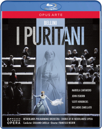 I PURITANI GIULIANO CARELLA V. BELLINI, Blu-Ray