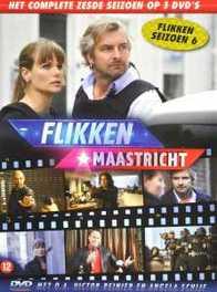 Flikken Maastricht - Seizoen 6 (3DVD)