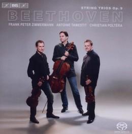 STRING TRIOS TRIO ZIMMERMANN L. VAN BEETHOVEN, CD
