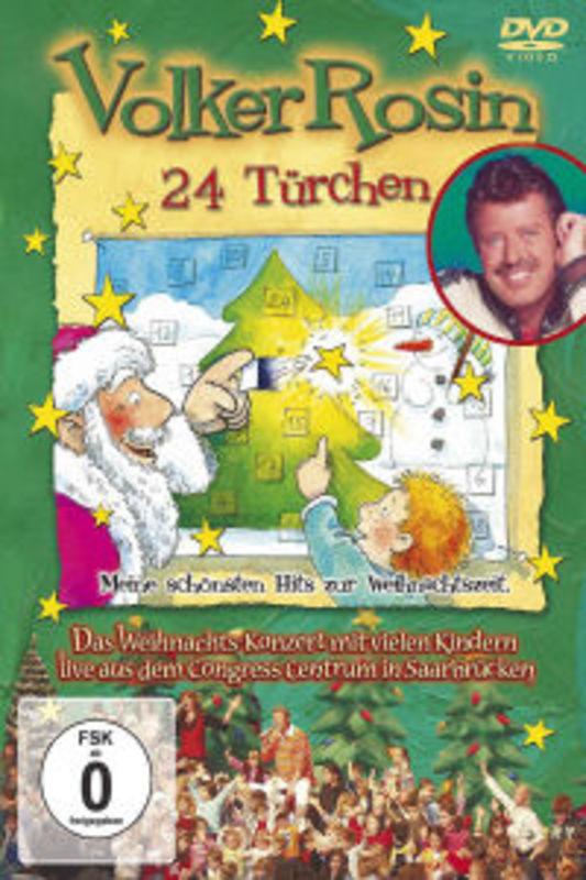 Volker Rosin - 24 Turchen - Die Weihnachts-Konzert