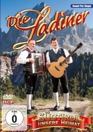 SUEDTIROL UNSERE HEIMAT LADINER, DVD