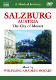 Various - A Musical Journey: Salzburg, (DVD) NTSC//ALL REGIONS