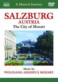 Various - A Musical Journey: Salzburg, (DVD) NTSC//ALL REGIONS W.A. MOZART, DVD