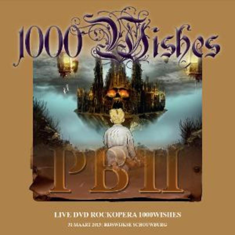 1000 WISHES LIVE PBII, DVDNL