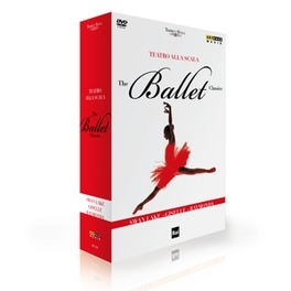 Swan Lake,Giselle,Raymonda - The Great Ballets, Teatro Alla Scal, (DVD) SWAN LAKE/GISELLE/RAYMONDA//NTSC-ALL REGIONS TEATRO ALLA SCALA, DVDNL