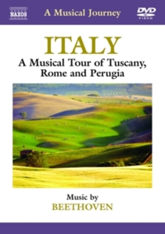 Various - A Musical Journey: Italy, (DVD) NTSC L. VAN BEETHOVEN, DVD