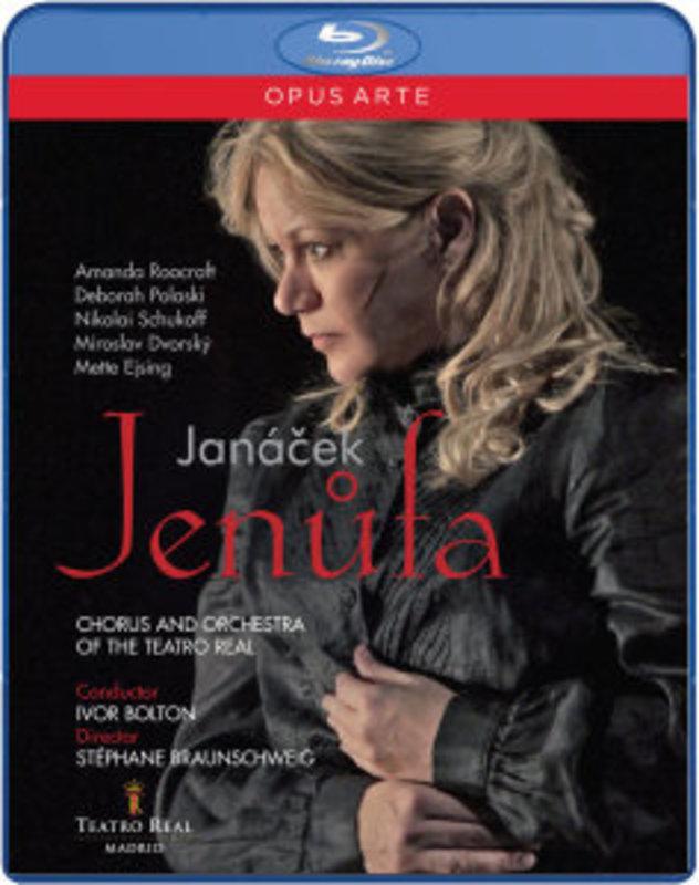 Ejsing/Dvorsky/Schukoff/Teatro Real - Jenufa, (DVD) TEATRO REAL/I.BOLTON L. JANACEK, DVDNL