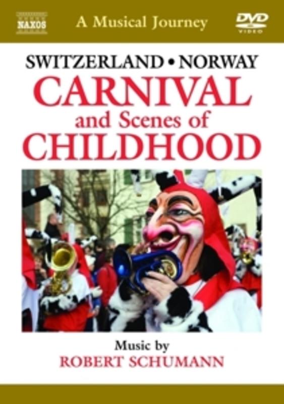 Various - A Musical Journey: Switzerland  / N, (DVD) SWITZERLAND/NORWAY//NTSC R. SCHUMANN, DVD