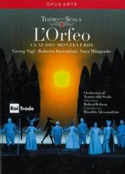 L ORFEO, MONTEVERDI, CLAUDIO, ALESSANDRINI, RINALDO CONCERTO ITALIANNO/RINALDO ALESSANDRINI/NTSC/ALL REGION