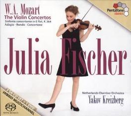 Mozart: Violinkonzerte