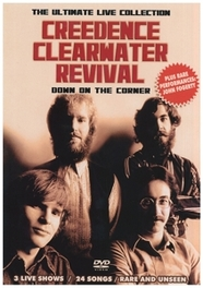 Creedence Clearwater Revival - Down On The Corner, (DVD) CREEDENCE CLEARWATER REVI, DVD
